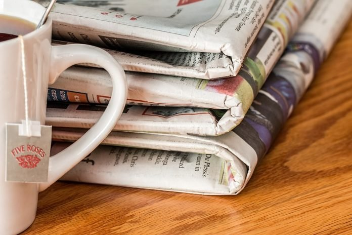 Periódicos han bajado en la publicidad que reciban anualmente.