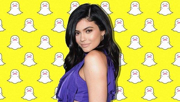 Snapchat incluye influencer en su E-Commercer, se asocia con Kylie Jenner