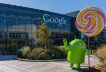 Google fue multado por mas de 4 billones de euros