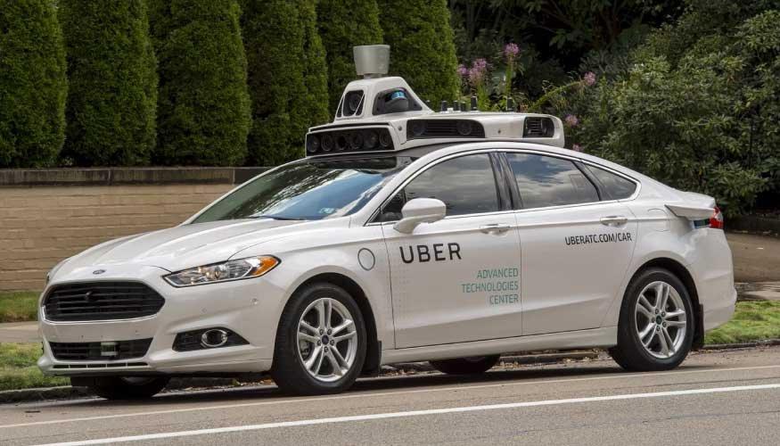Uber cancela su programa de camiones autónomos