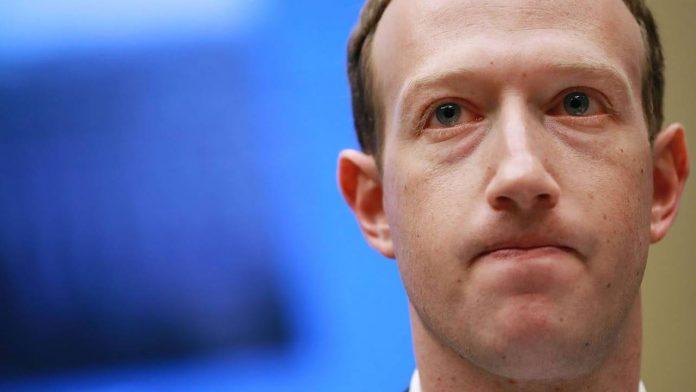 Acciones de Facebook cayeron 19% en la bolsa