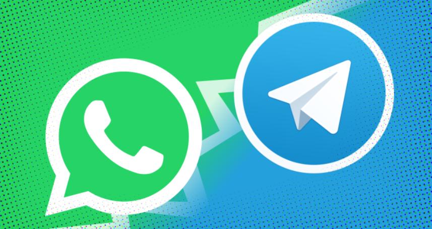 Conoce las diferencias entre Telegram y Whatsapp
