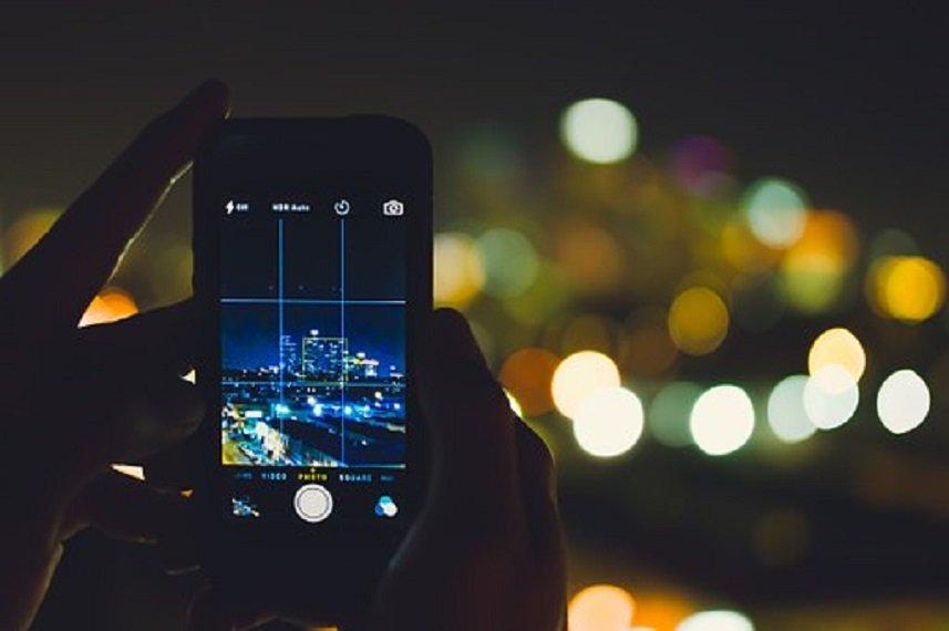 5 aplicaciones para editar fotos
