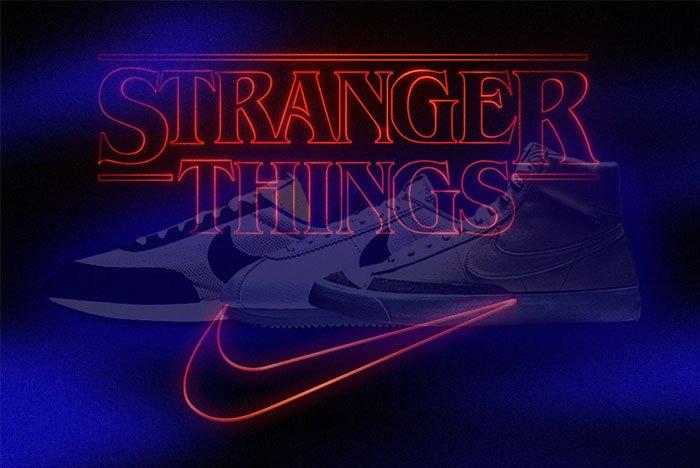 Definir poco Estadísticas  Nike lanzara una nueva colección inspirada en Stranger Things - Market IN