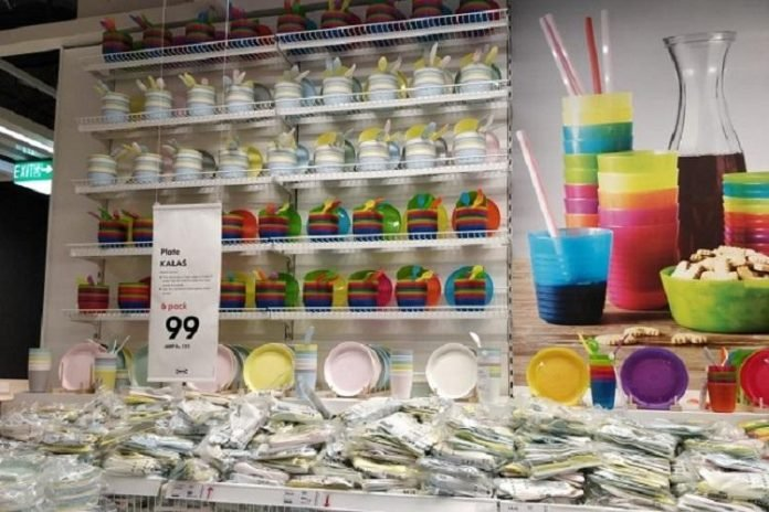 Sabías que Ikea elaborará una colección con plásticos