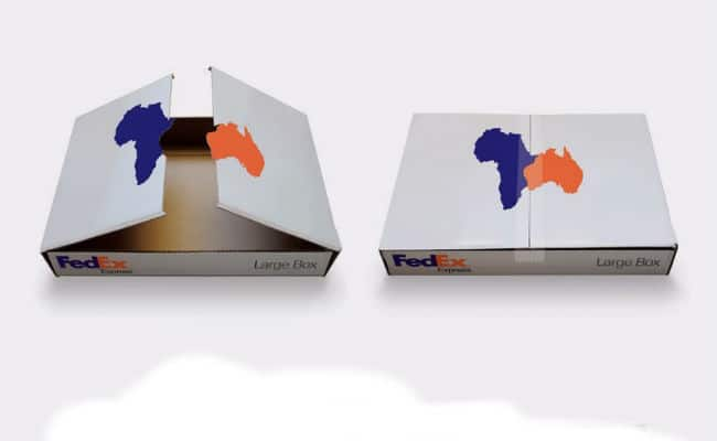 fedex ejemplos de marketing directo