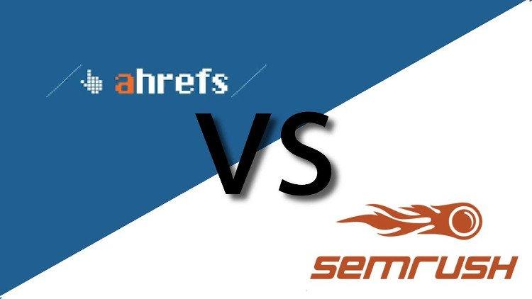 AhRefs vs SemRus