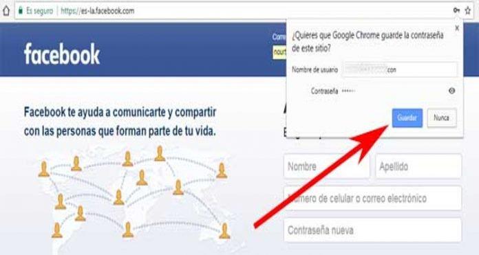 Puedes acceder directamente a Facebook
