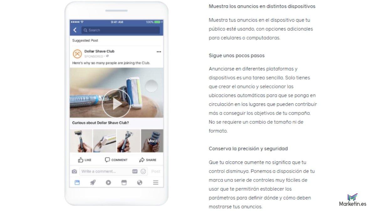 importancia de las campañas en Facebook ads