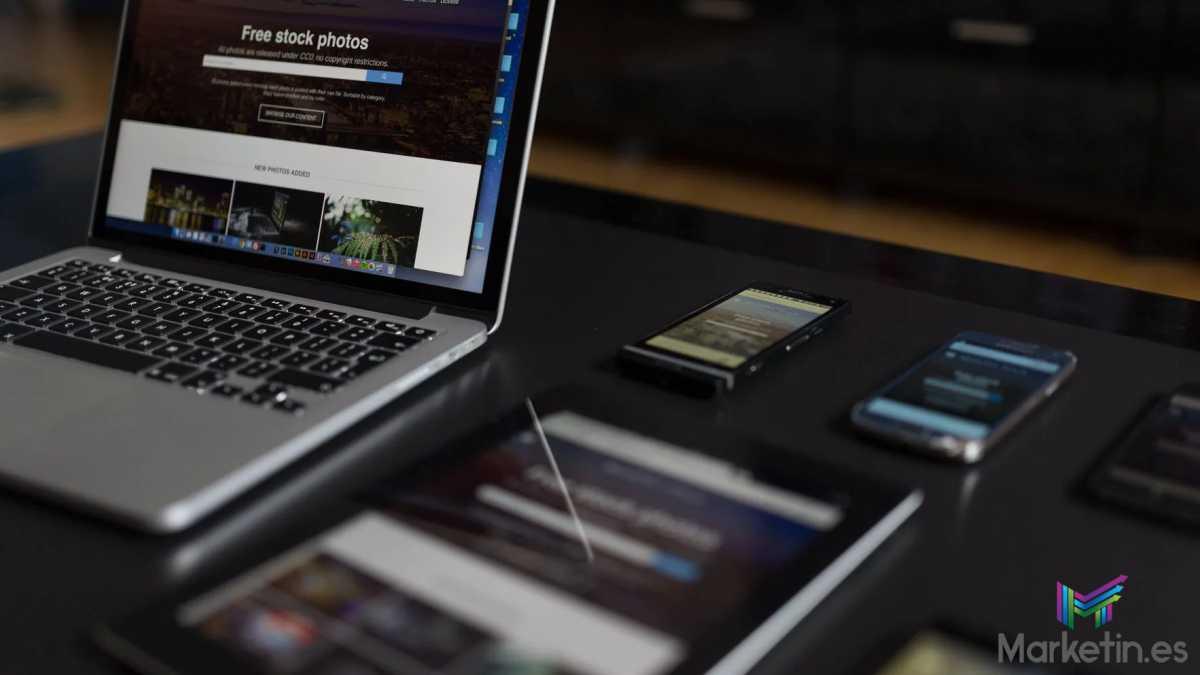 una web debe adaptarse a diferentes tamaños de pantallas
