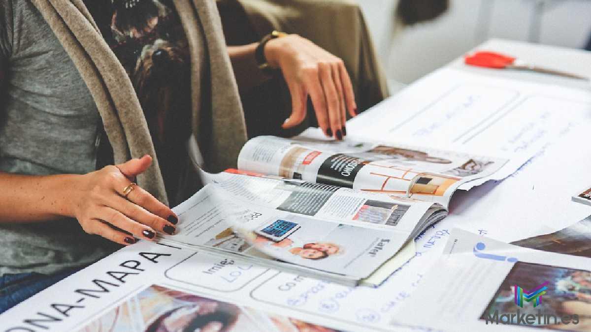 cohesión en las revistas