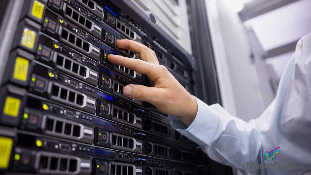 qué es un hosting